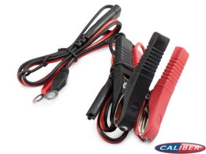 CALIBER BCH4 - 12V/4A - 8-Stufen Batterieladegerät