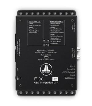 JL AUDIO OEM Integration DSP FIX 82