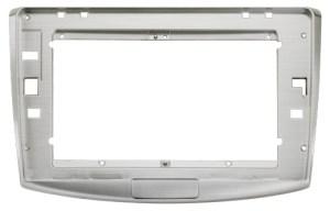 ZENEC Z-E1010 / Z-F2012 Kabel + Rahmen für Passat B7 Alltrack