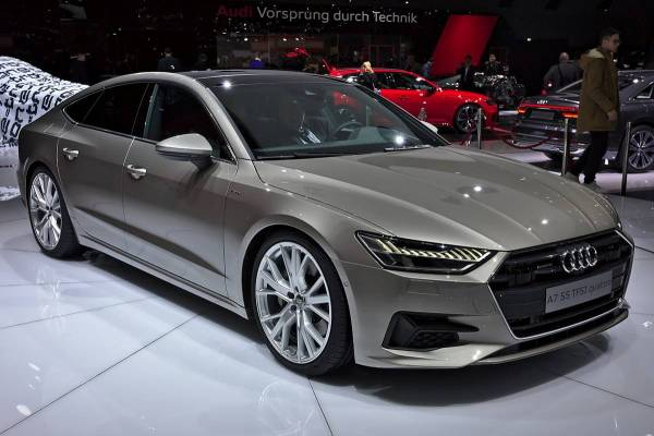 2018 Audi A8 L 3.0T quattro - Sedan 3.0L V6 Supercharger ...