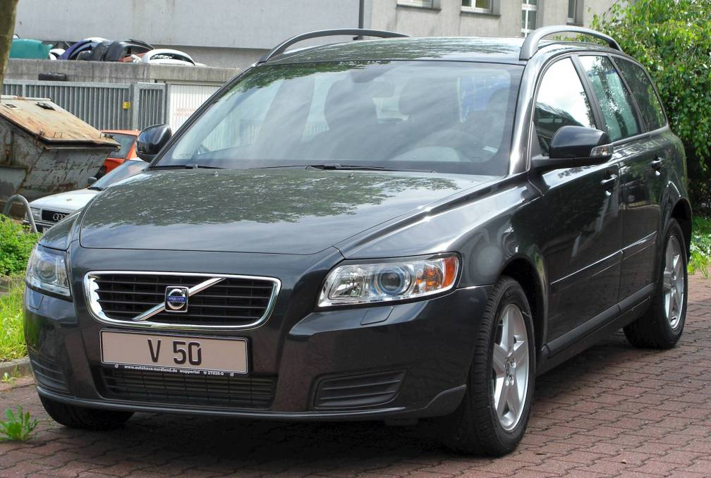 2007 Volvo V50 T5 - Wagon 2.5L Turbo AWD Manual