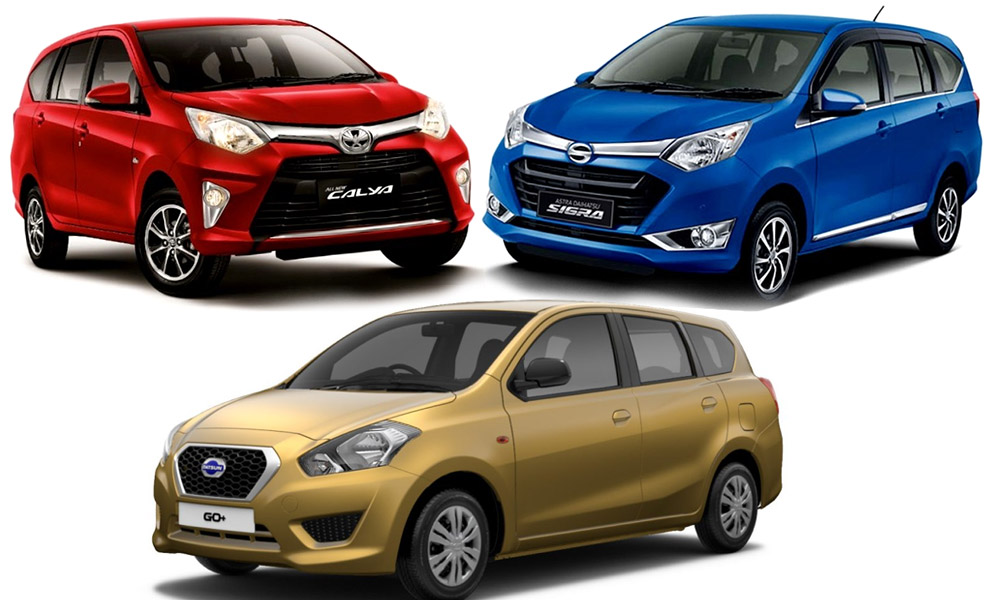 AutonetMagz Reports That Datsun Sales Have Dropped 90 Percent In Indonesia Courtesy Of The Toyota Calya And Daihatsu Sigra Duo Before Two Compact MPVs