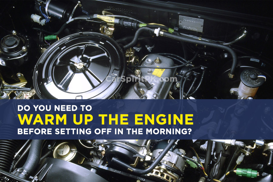 Do You Really Need to Warm Up the Engine Before Setting Off?