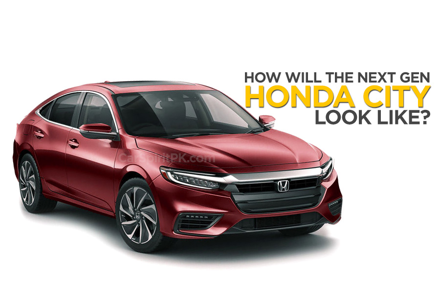 How will the Next Gen Honda City Look Like?