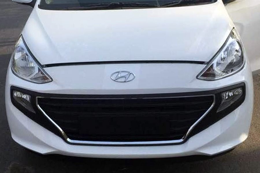 All-New Hyundai Santro: This is What It Looks Like