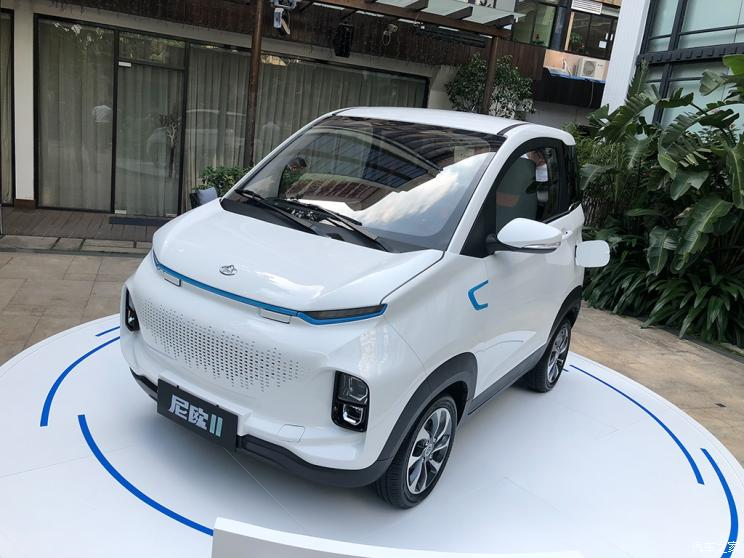 Changan Unveils Nio-II EV Ahead of Debut