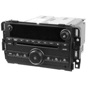 Chevrolet Express Van Radio or CD Player Parts, View
