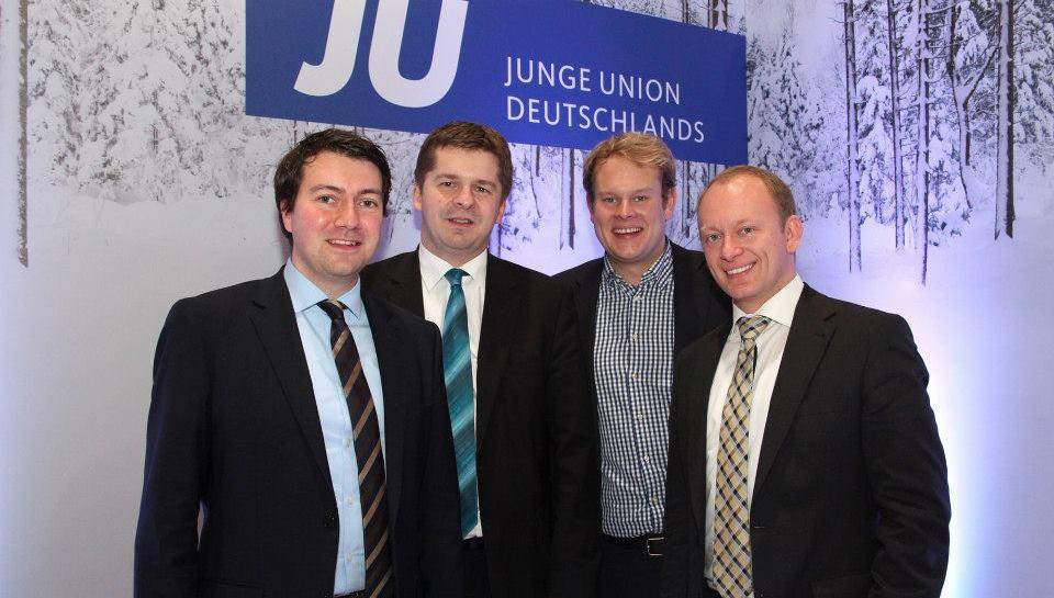 Nachtrag: Delegierter zum Kongress der Europäischen Volkspartei image