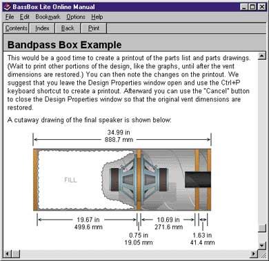 Speaker Cabinet Design Software Freeware   Nrtradiant.com