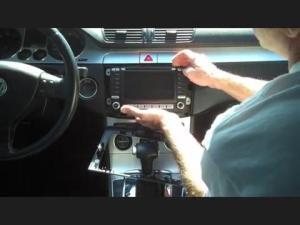 How to install a 2014 2015 VW Volkswagen PASSAT car radio
