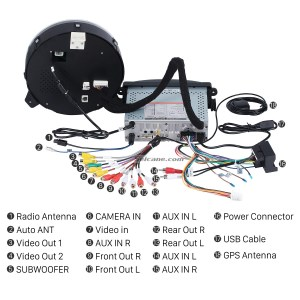 Best Tutorial on a 20062013 BMW Mini Cooper Audio Stereo