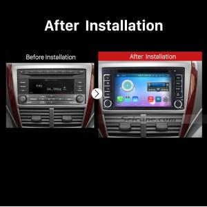 How to Install a 20082013 SUBARU Forester XV Impreza GPS