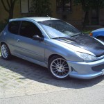 Peugeot 206 Gti Tuning Tommy 01 Carstyling Com Magyar Autotuning Portal Es Webaruhaz