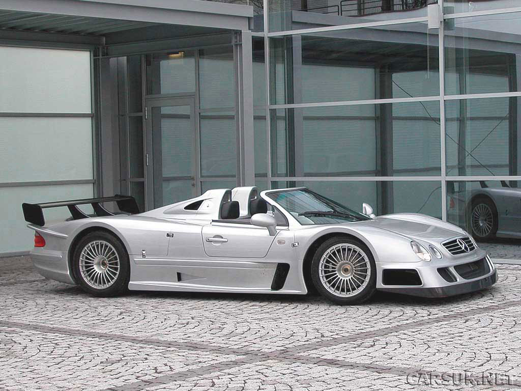 Mercedes Clk Gtr Ft