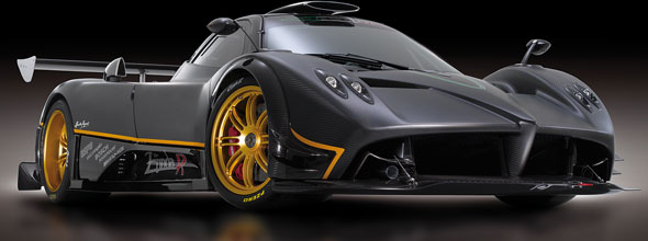 A Pagani Zonda R For Sale - Track not included!