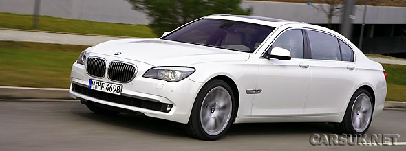 BMW 760i in standard and long wheelbase versions has been announced.