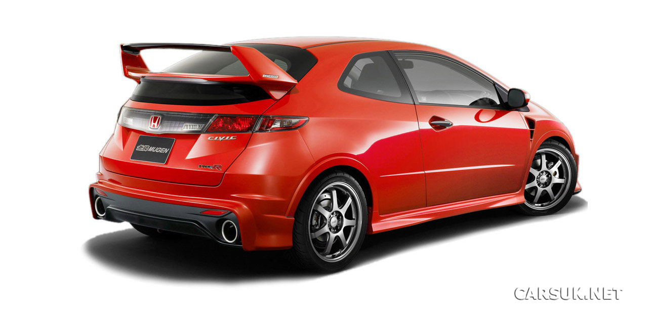 Mugen Honda Civic Type R - should rescue the new Type R from mediocrity