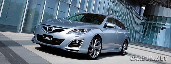 The Mazda6 Facelift 2010