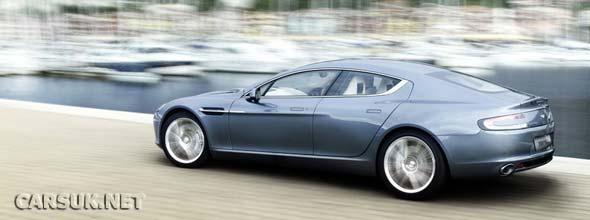 Aston Martin Rapide Valencia