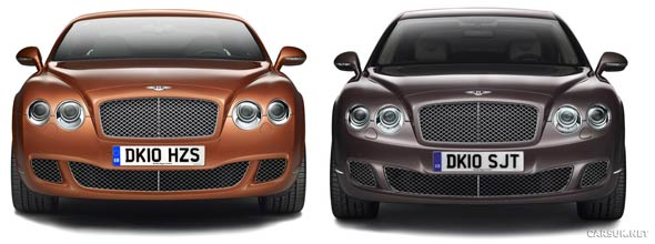 The Bentley Continental China