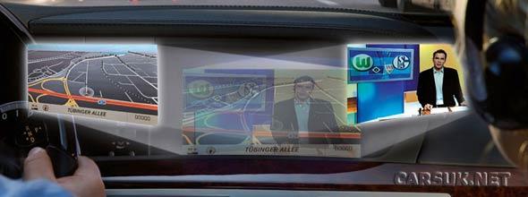 The Mercedes COMAND SatNav Mapping updates