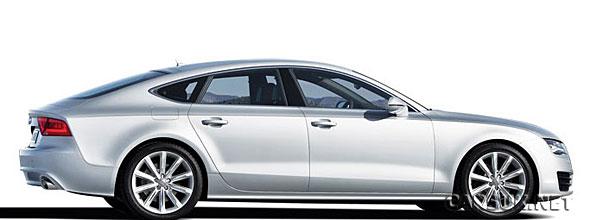 The Audi A7 Sportback Leak