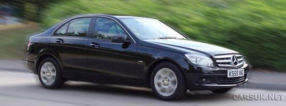 mercedes c180 cgi blueefficiency review & road test (2010) part 3