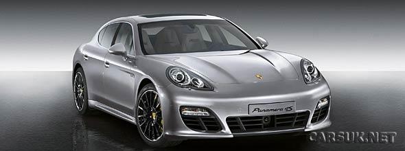 Porsche Panamera Sport Design