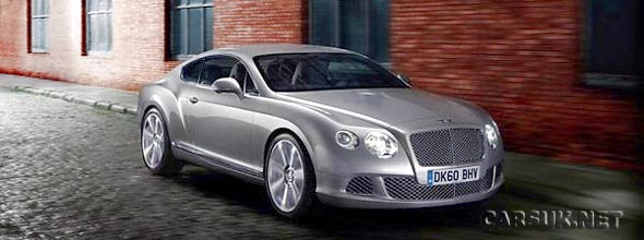 The Bentley Continental GT 2011