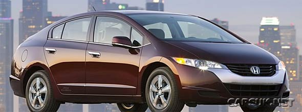 Honda Clarity Hydrogen Fuel Cell Car