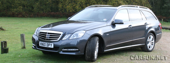 Mercedes E350 CDI Avantgarde Estate