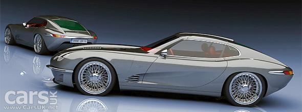The Jaguar E-Type Growler