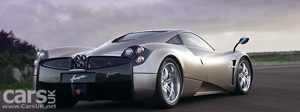 Pagani appoints two US dealers for the Pagani Huayra