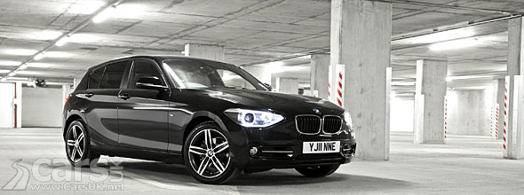 New BMW 1-Series (2012) Price & Details
