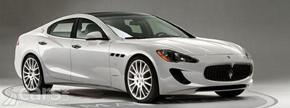 'Baby' Maserati Quattroporte