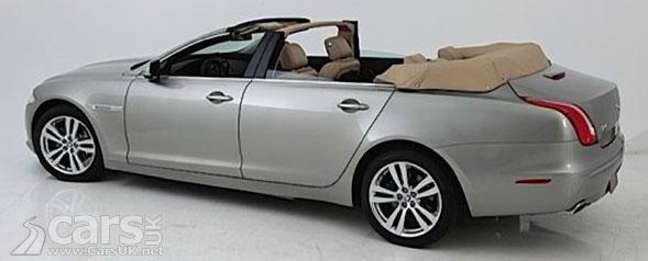 Jaguar XJ Convertible