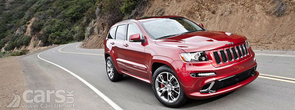Jeep Grand Cherokee SRT8 Price