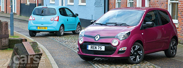 Renault Puts A Price On The 2012 Twingo Facelift