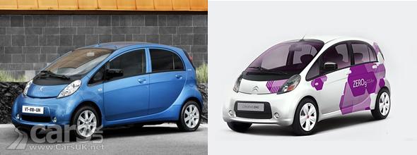 Peugeot Citroen Cut Electric Car Prices Cars Uk