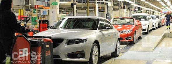 Saab Production