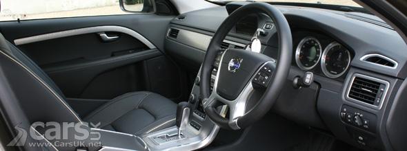 Volvo XC70 Interior
