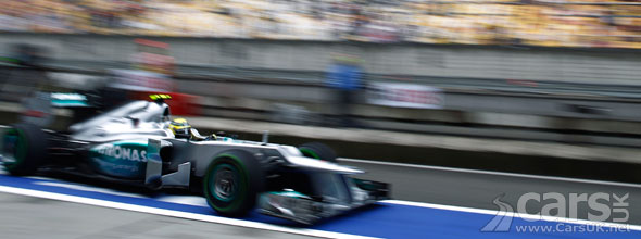 China F1 Grand Prix 2012