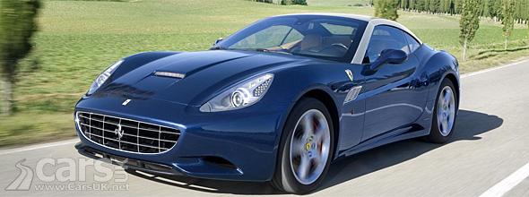 Ferrari California Hybrid
