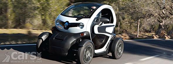 Renault Twizy EV