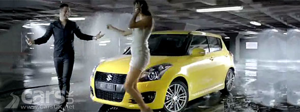 Suzuki Swift Sport Banned Advert