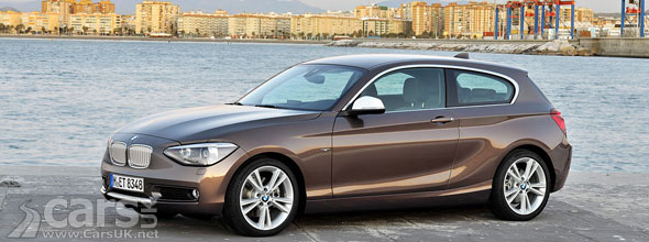 New BMW 1 Series 3 Door