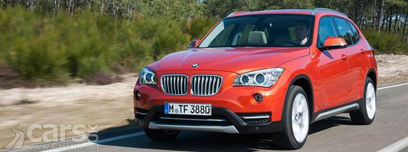 2012 BMW X1 Facelift