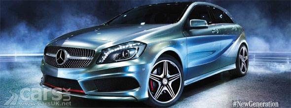 Mercedes A Class New Generation