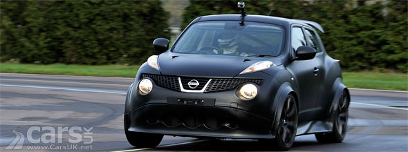 Nissan Juke R To Go In To Production   Likely To Cost £125k UPDATED