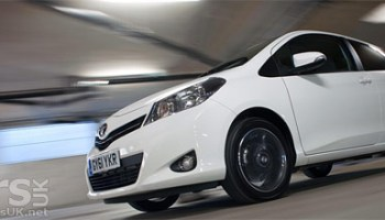 2013 Toyota Yaris Trend launches from 14570  new Yaris
